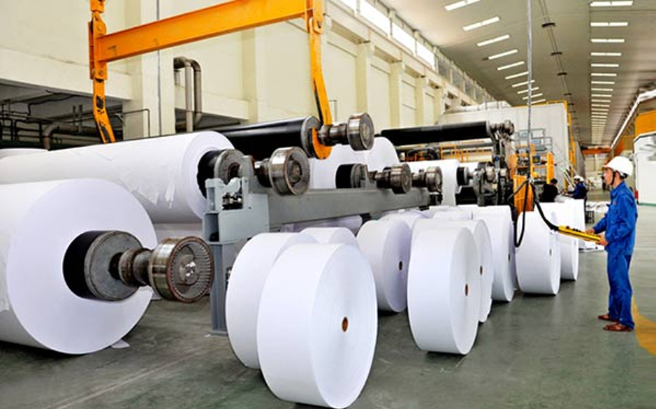 công ty cung cấp hóa chất ngành giấy